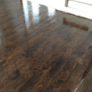 hardwood floor refinishing glenrock wy